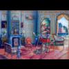 Bluebird Puzzle Le salon de musique - puzzle de 1000 pièces