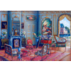 Bluebird Puzzle The Music Room - puzzle of 1000 pieces