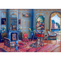 thumb-The Music Room - puzzle of 1000 pieces-1