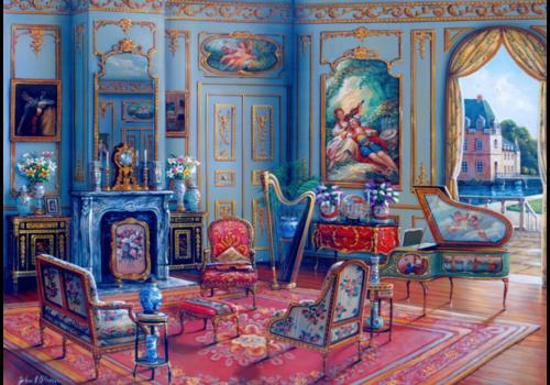 Bluebird Puzzle De muziekkamer - 1000 stukjes