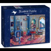 thumb-Le salon de musique - puzzle de 1000 pièces-2