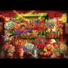 Bluebird Puzzle Le marché aux fleurs  - puzzle de 1000 pièces