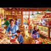 Bluebird Puzzle Nostalgische Taartenwinkel - puzzel van 1000 stukjes