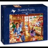 thumb-Nostalgische Taartenwinkel - puzzel van 1000 stukjes-2