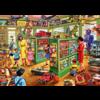 Bluebird Puzzle Toy Shop Interiors - puzzle of 1000 pieces