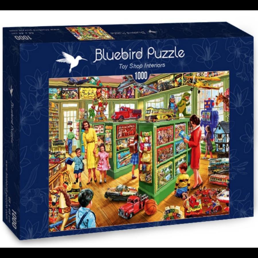 Dans le magasin de jouets - puzzle de 1000 pièces-2