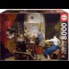 Educa Les filateurs - Velasquez - 8000 pièces