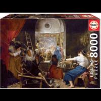 thumb-Les filateurs - Velasquez - 8000 pièces-1