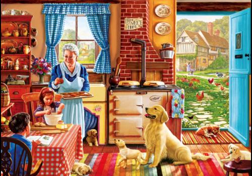 Bluebird Puzzle Home Sweet Home - 1000 stukjes