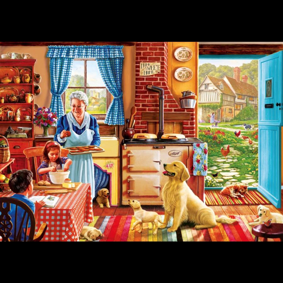 Home Sweet Home - puzzel van 1000 stukjes-1