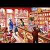 Bluebird Puzzle In the sweetshop - puzzle of 1000 pieces