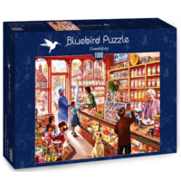 thumb-In the sweetshop - puzzle of 1000 pieces-2