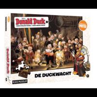 De Duckwacht - Donald Duck - legpuzzel van 1000 stukjes