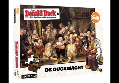De Duckwacht - Donald Duck  - 1000 stukjes