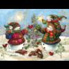 Cobble Hill Holiday Sparkle - puzzle de 275 pièces XXL