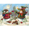 Cobble Hill Holiday Sparkle - puzzle of 275 XXL pieces
