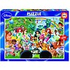 Educa The magical world of Disney - 1000 pieces