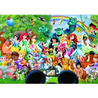 thumb-The magical world of Disney - 1000 pieces-2