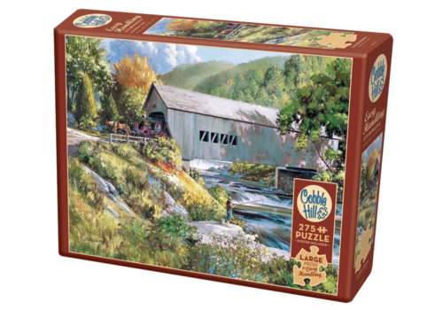 Covered Bridge - 275 XXL pieces