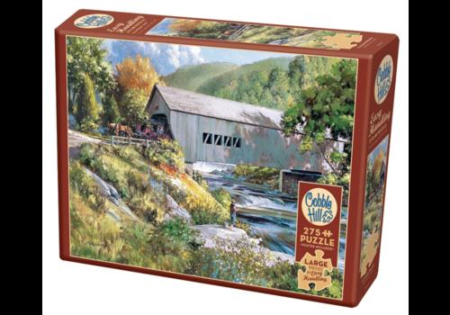 Cobble Hill Pont couvert - 275 pièces XXL