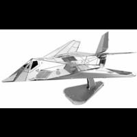 thumb-F-117 Nighthawk - 3D puzzel-1