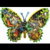 SUNSOUT Migration des papillons  - puzzle de 1000 pièces