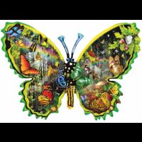 Migration des papillons  - puzzle de 1000 pièces