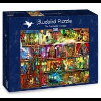thumb-De fantastische reis - puzzel van 2000 stukjes-2