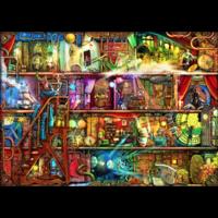 thumb-De fantastische reis - puzzel van 2000 stukjes-1