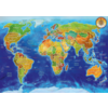 Bluebird Puzzle World map - puzzle of 1000 pieces
