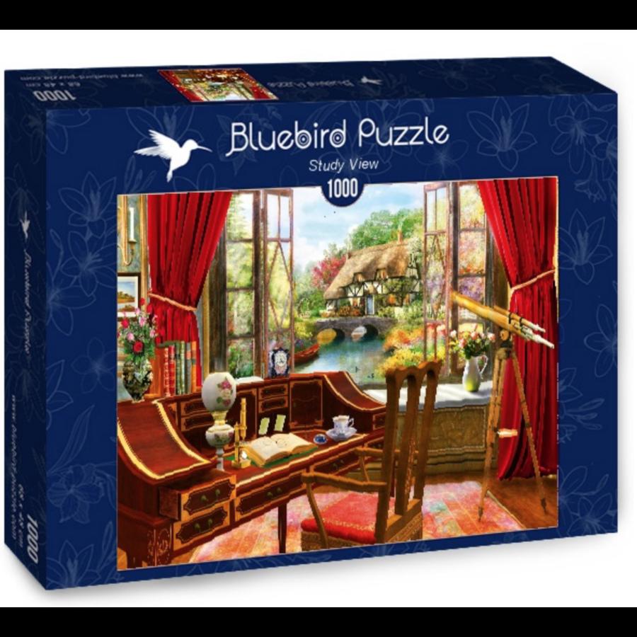 Vue de l'étude - puzzle de 1000 pièces-2
