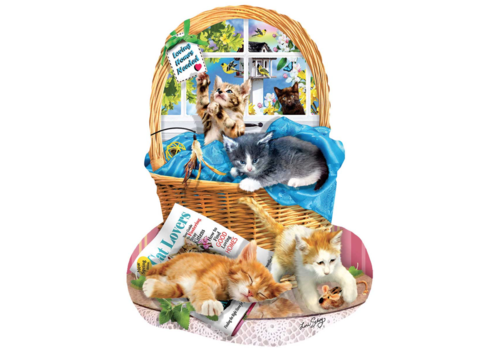 SUNSOUT Free Kittens - 1000 pieces
