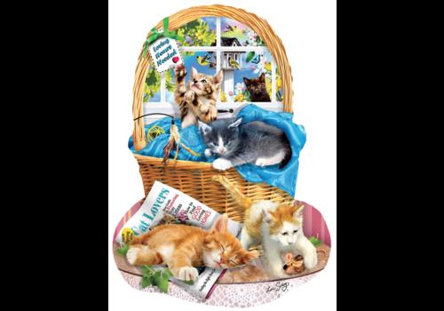 SUNSOUT Gratis kittens - 1000 stukjes