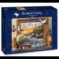 thumb-De la mer à la vie  - puzzle de 1000 pièces-2