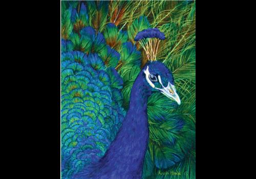 Peacock- 1000 pieces