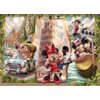 Ravensburger Mickey et Minnie en vacances - puzzle de 1000 pièces