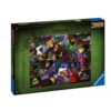 Ravensburger Villainous - All Villains - puzzle de 2000 pièces