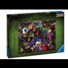 Ravensburger Villainous - All Villains - puzzle of 2000 pieces