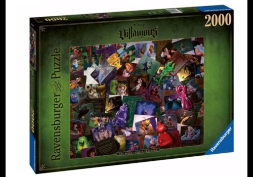 Villainous - All Villains - 2000 pieces