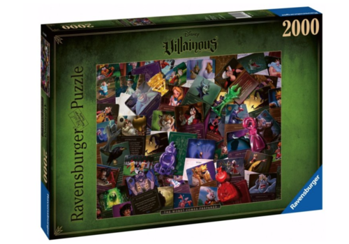 Villainous - All Villains - 2000 stukjes