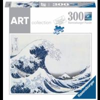 thumb-La Grande Vague - Katsushika Hokusai  - 300 XL pièces-2