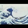 Ravensburger De Grote Golf - Katsushika Hokusai - 300 XL stukjes