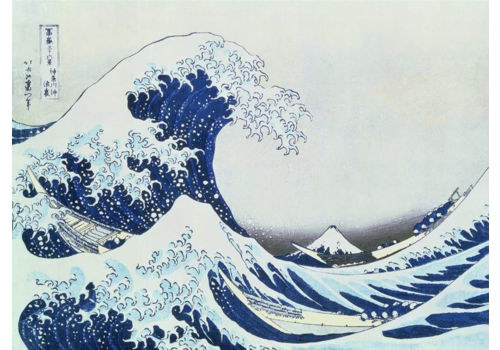 The Great Wave - 300 XL pieces
