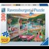 Ravensburger Zomer aan het meer - puzzel van 300 XXL stukjes - Exclusiviteit