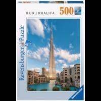 Burj Khalifa - Dubai   - 500 stukjes
