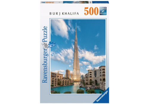 Burj Khalifa - Dubai  - 500 pieces