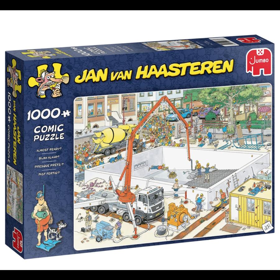 Jan van Haasteren - 1000 stukjes-1