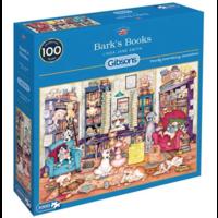 Bark's Books - puzzel van 1000 stukjes