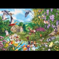 Water's edge - puzzle de 1000 pièces
