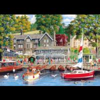 Summer in Ambleside - puzzel van 1000 stukjes